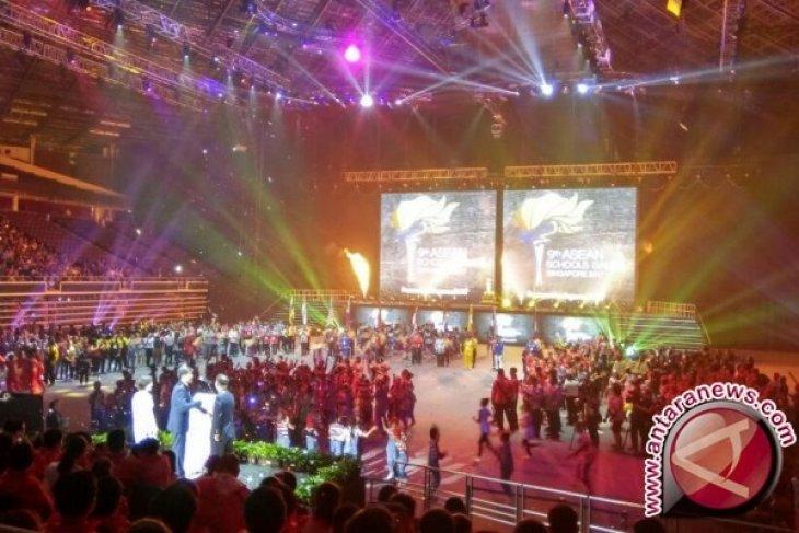 ASEAN School Games ke-9 Dibuka, Narasikan Perjuangan Atlet ASEAN