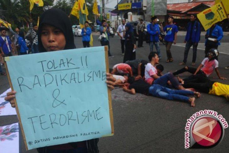 Kemenhan teliti literasi mahasiswa untuk cegah terorisme di Gorontalo