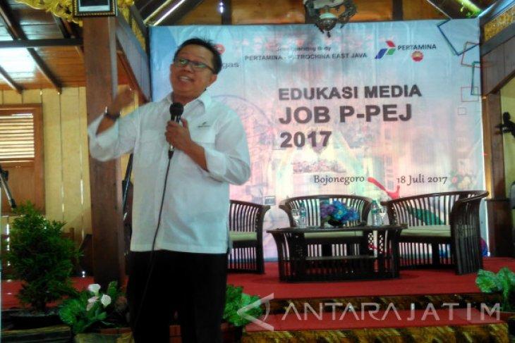 Pertamina-Petrochina Gelar Media Edukasi Wartawan Bojonegoro