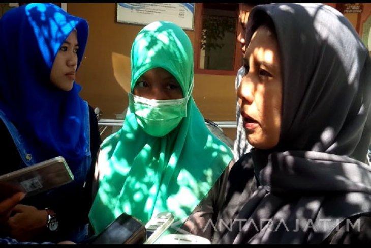 Korban Pencabulan Anak Bawah Umur Datangi Mapolres Sampang (Video)