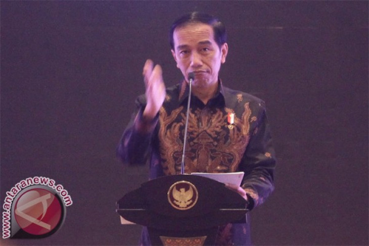 Govt to continue improving system to fight corruption: President Jokowi