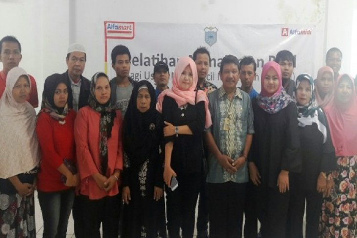 Alfamart Selenggarakan Pelatihan Manajemen Ritel Di Pandeglang