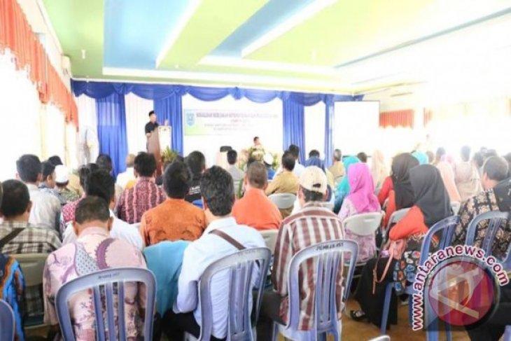 148 Warga HSS Ikuti Sosialisasi Akta Kelahiran Gratis