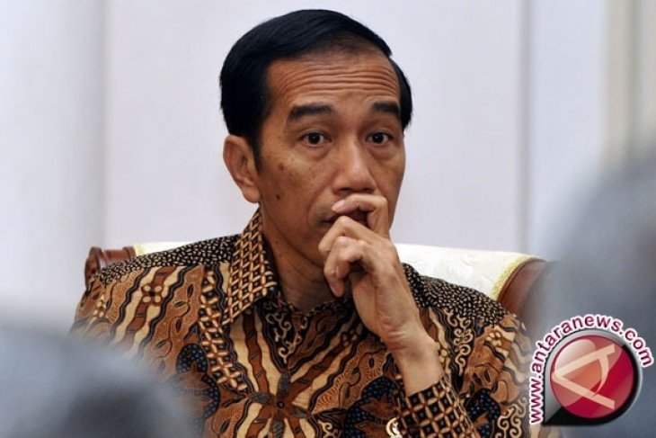 Survei: Elektabilitas Jokowi tertinggi