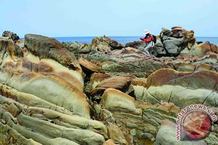 Ciletuh  officially declared as UNESCO Global Geopark