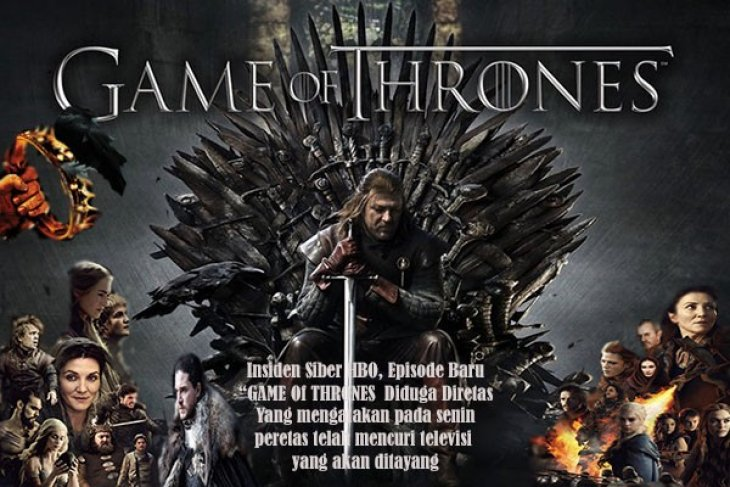 Insiden Siber HBO, Episode Baru Game Of Thrones Diduga Diretas