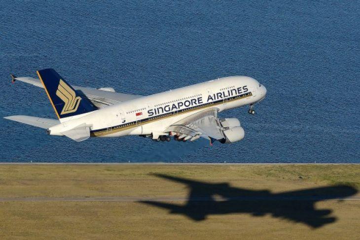 Hong Kong larang masuk penerbangan Singapore Airlines karena COVID-19