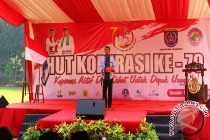 DKUM Depok beri pelatihan pangan UMKM kuliner