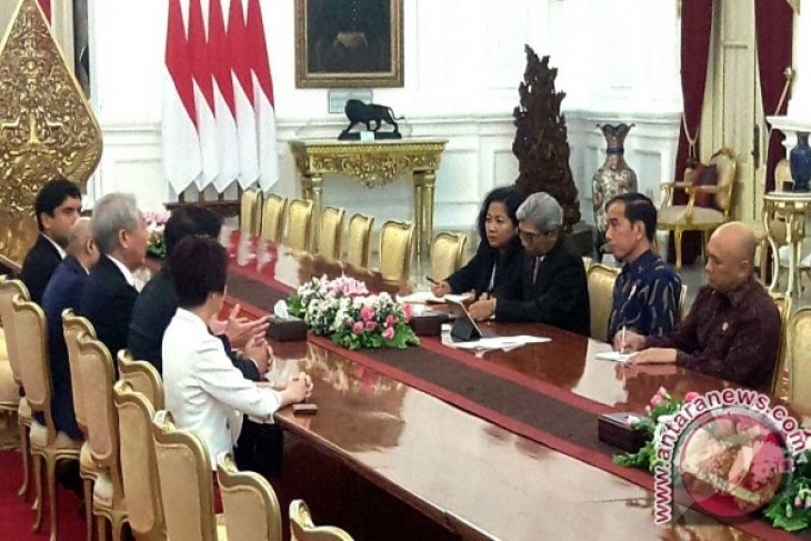President Jokowi, Singapore`s Deputy Prime Minister discuss economic cooperation