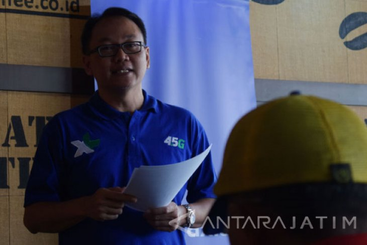 XL Axiata Targetkan 2.200 BTS di Jatim