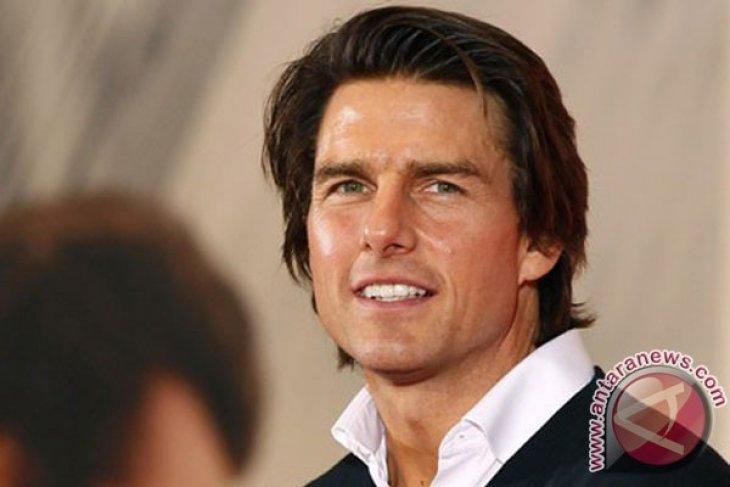 Tom Cruise terluka saat syuting