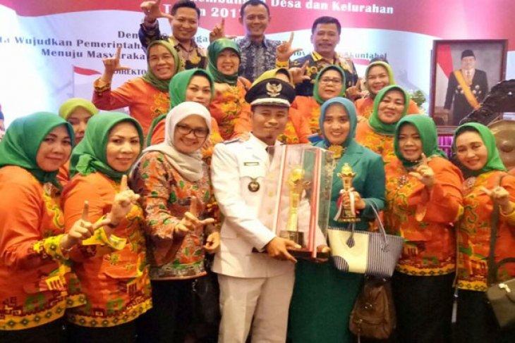 Gubernur Lampung Ridho Ficardo Pembina Desa Terbaik Se-Sumatera