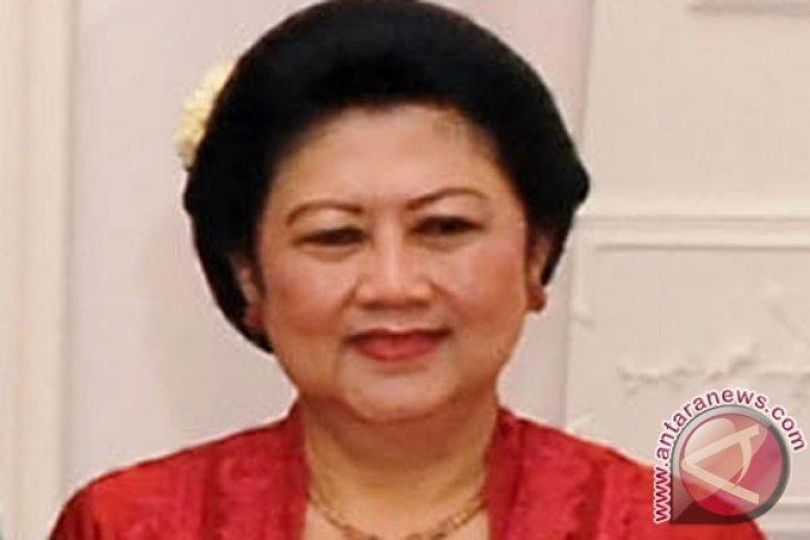 Ani Yudhoyono won many awards during her life