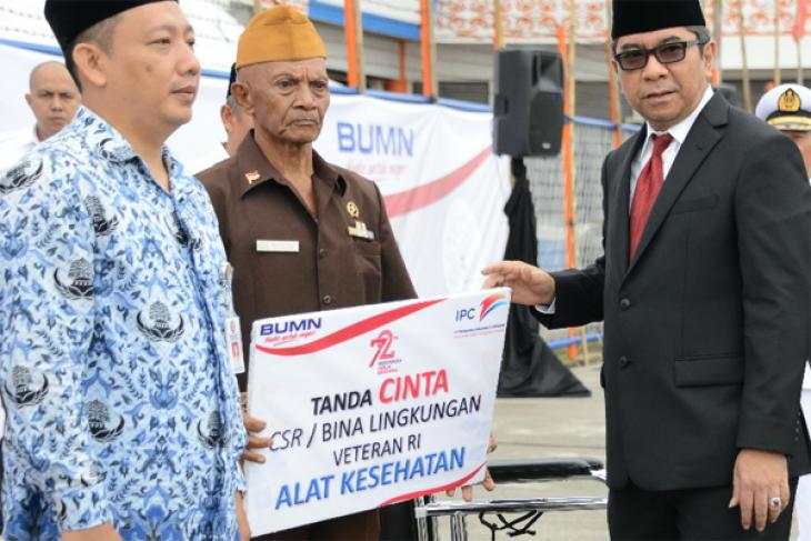 Pelindo: Pembangunan Pelabuhan Kijing Mulai Tahun Ini