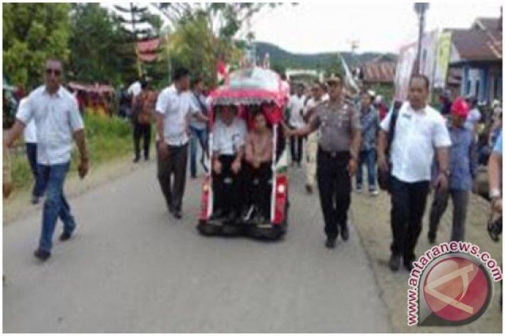 Menteri Rini rayakan Ultah bersama direksi BUMN