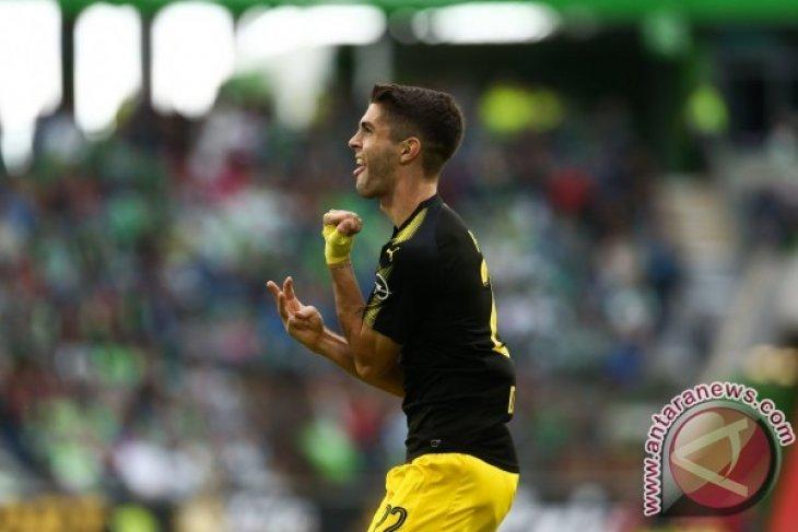 Chelsea sukses rekrut Christian Pulisic dari Borussia Dortmund