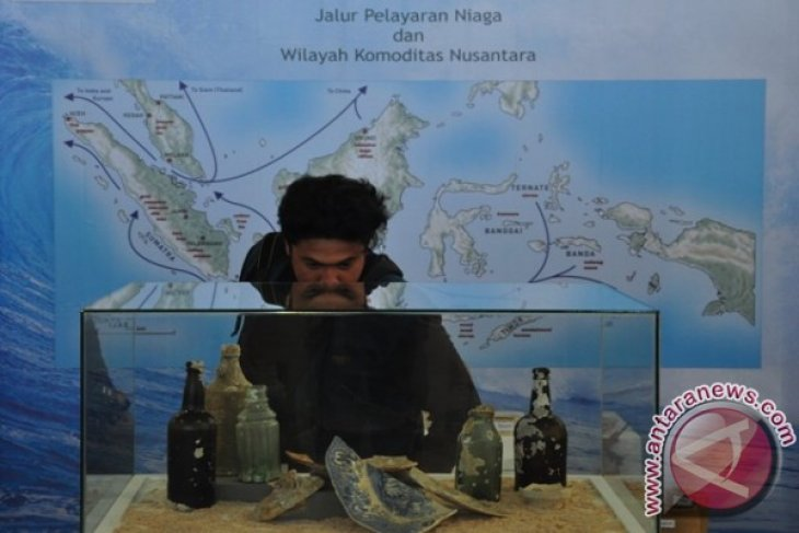 Pemprov Kepulauan Babel Apresiasi Pameran Cagar Budaya Maritim