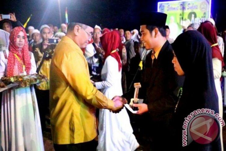 Kecamatan Daha Selatan Juara Umum MTQ ke-45