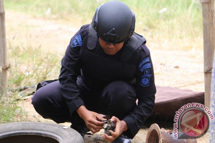 Granat ditemukan di kompleks rumah dinas kalapas narkotika di Langsa