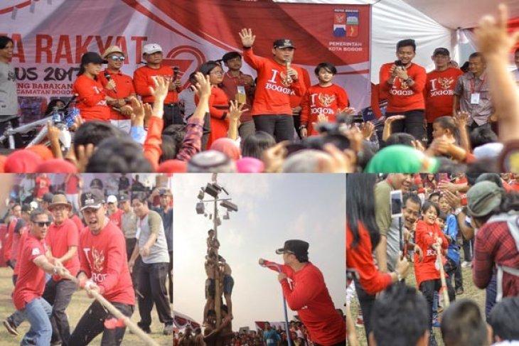 Membangkitkan Semangat Persatuan Pada Peringatan HUT Ke-72 RI