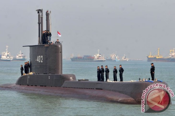 Indonesian submarine confirmed missing in Bali waters