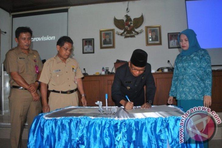 Pemerintah Kabupaten Bangka Ajak Masyarakat Konsumsi Pangan Lokal
