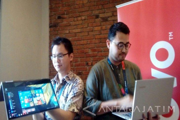 Lenovo Kenalkan Laptop Khusus Pelajar-Mahasiswa di Surabaya
