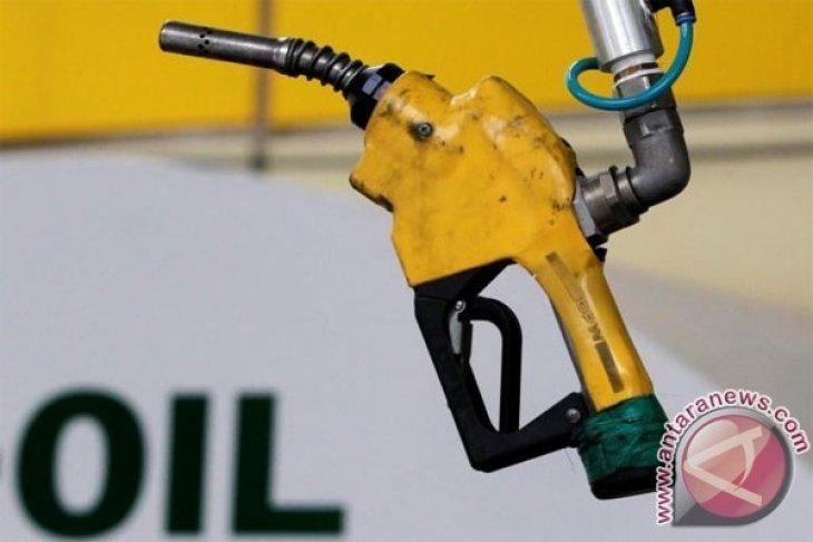 Harga minyak AS menguat