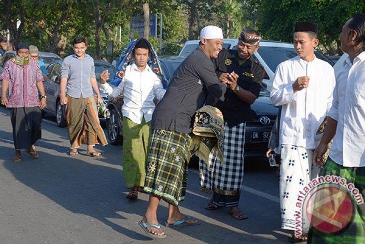 KNPI Bali harapkan jaga persatuan dan toleransi beragama