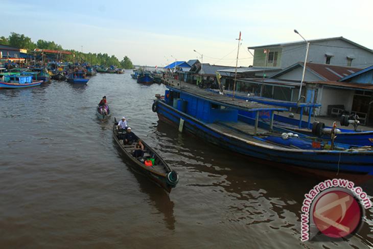 Transportasi Air di Kubu Raya