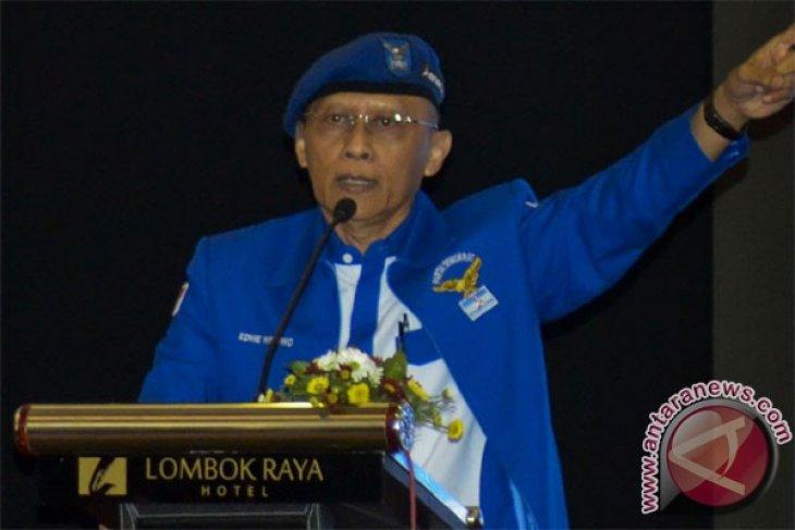 Ipar SBY, Pramono Edhie, meninggal dunia