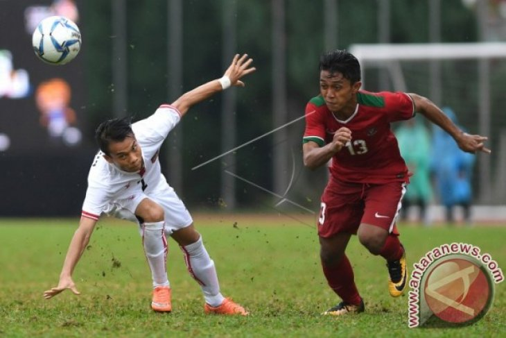 Timnas Bola Indonesia Peringkat Lima Kejuaraan Sepakbola Jalanan