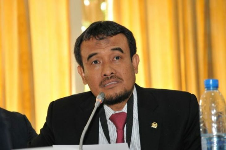 Indonesia's support for Palestine must not stop: Rofi Munawar