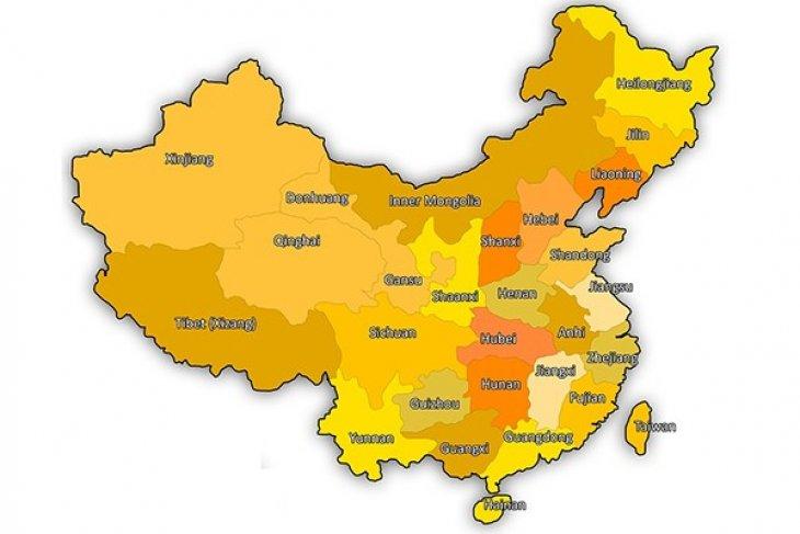 Ribuan Jiwa Dua Provinsi di China Diungsikan