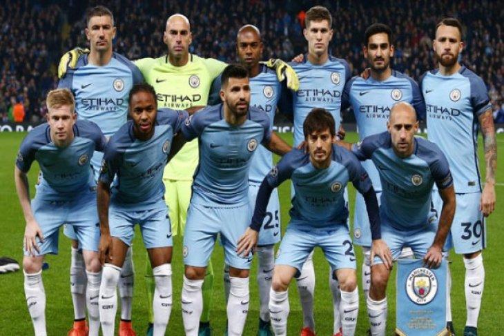 City kokoh di puncak klasemen Liga Inggris
