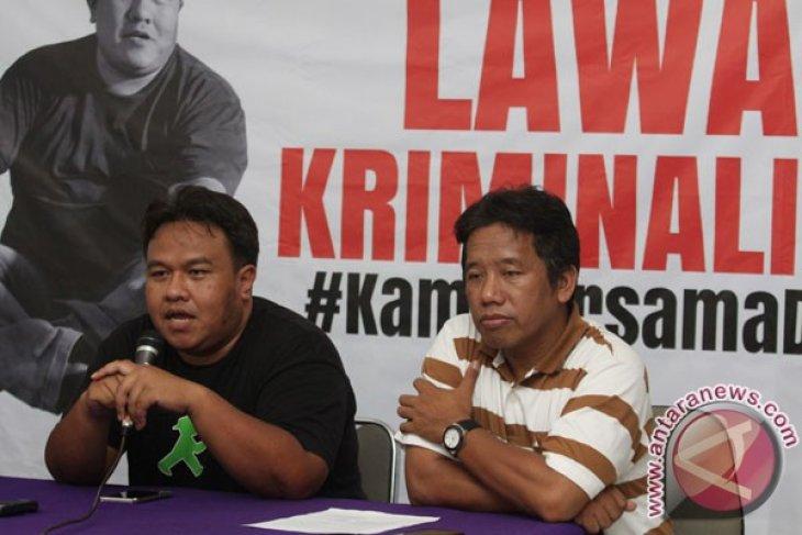 Jurnalis dan aktivis  Dandhy Laksono  sudah diizinkan pulang