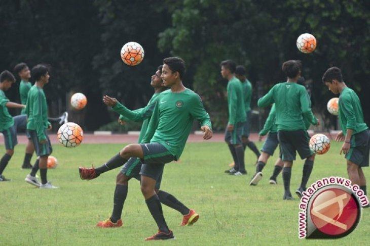 Timnas U16 Tekuk Timor Leste 3-1