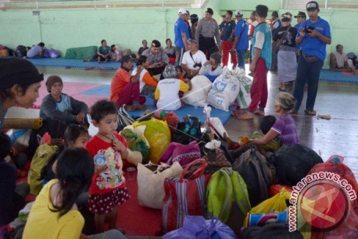 Sekda: Dana Bencana Pemprov Bali Segera Dicairkan