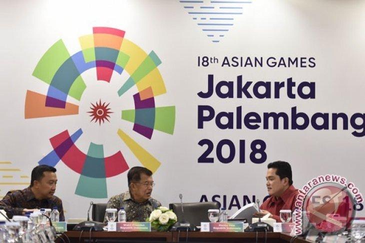KOI gandeng asuransi untuk kontingen Asian Games 2018