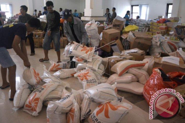 Bupati Klungkung Jamin Logistik Pengungsi Tidak Kadaluwarsa