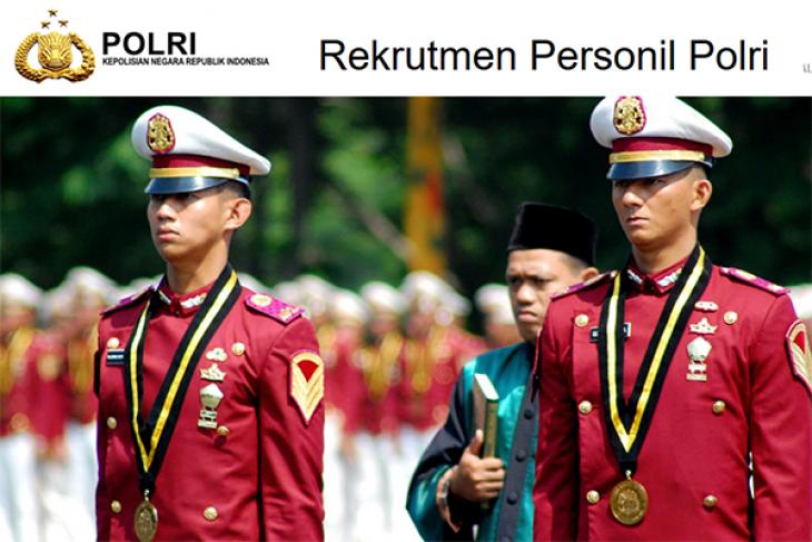 Polsek Seluas Bengkayang Sosialisasikan Rekrutmen Polri 2018