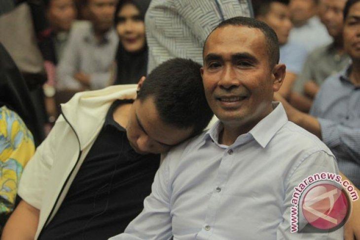 MA ringankan hukuman bagi mantan Bupati Buton Samsu Umar