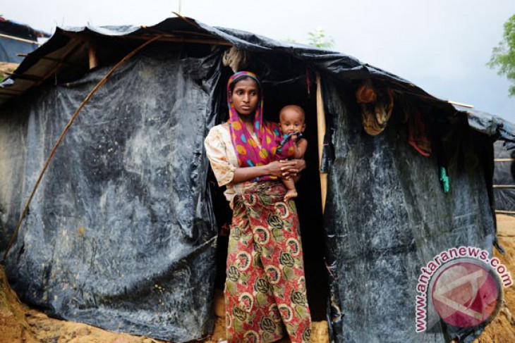Indonesia continues to provide aid to refugees from Rakhine