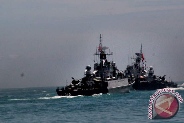 Indonesia prepares 38 warships to enliven Komodo Multilateral Naval Exercise
