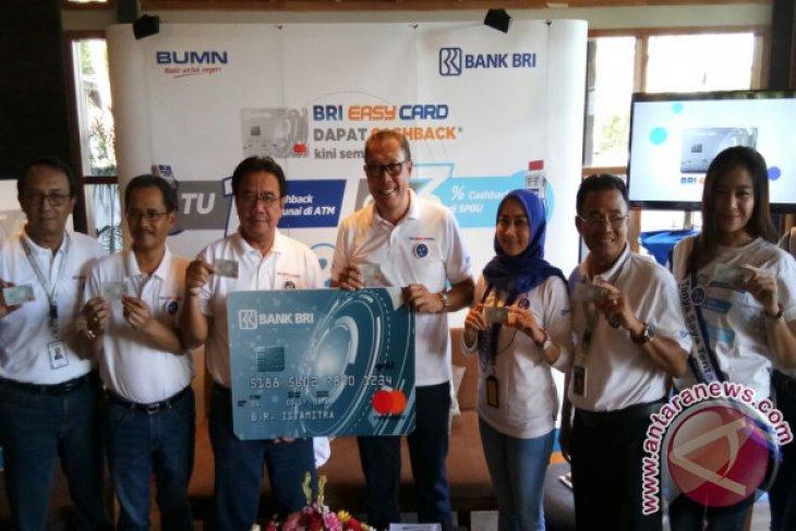 BRI Bali Bidik 7.000 Kartu Kredit