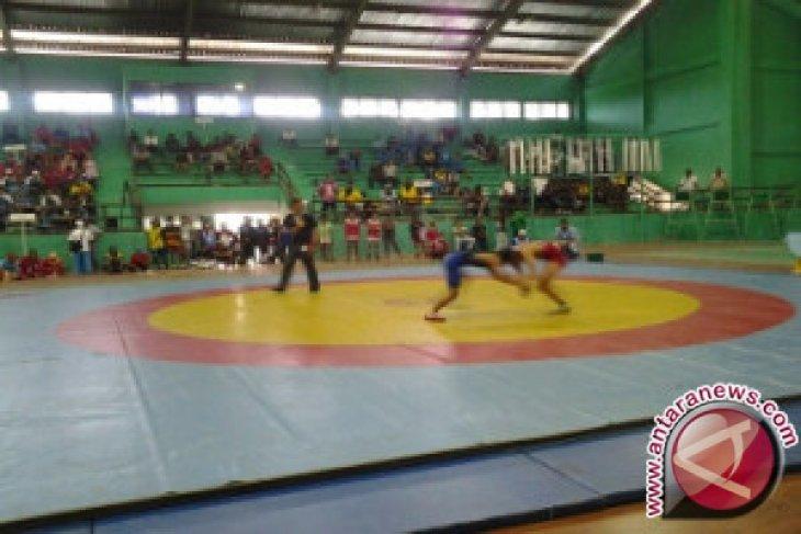Atlet Gulat Tabalong Gagal Raih Medali Emas