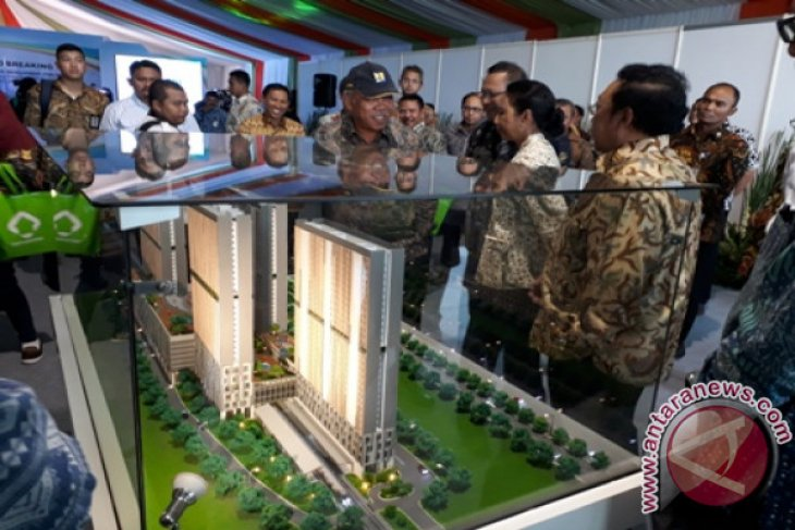 Perumnas-KAI Bangun Rusun TOD Di Depok (Video)