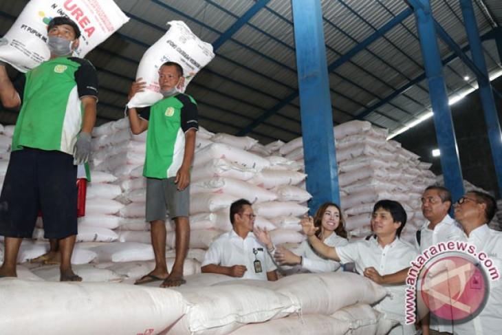 PT Pupuk Indonesia guarantees stock safety ahead of planting season