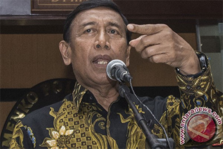Cybersecurity crucial for indonesia: Wiranto