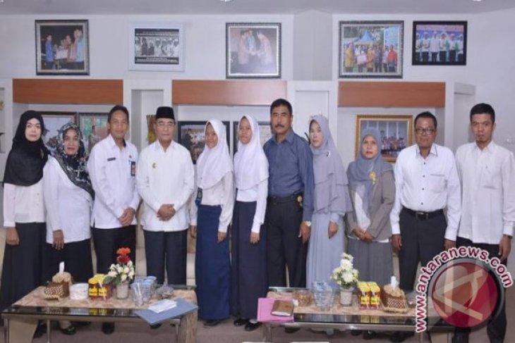Dua Siswi HSS Wakili Kalsel Lomba Tingkat Nasional
